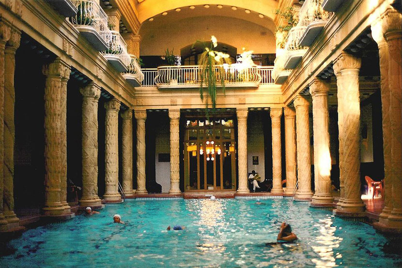 Top Things to Do in Budapest - Relax at Spa