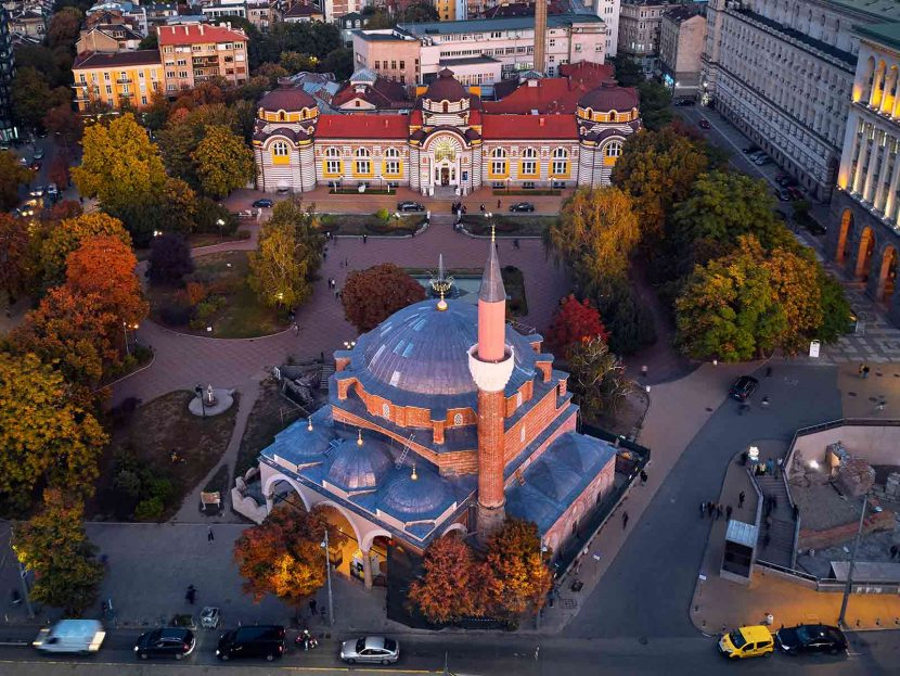 What to do When in Sofia The Banya Bashi Mosque