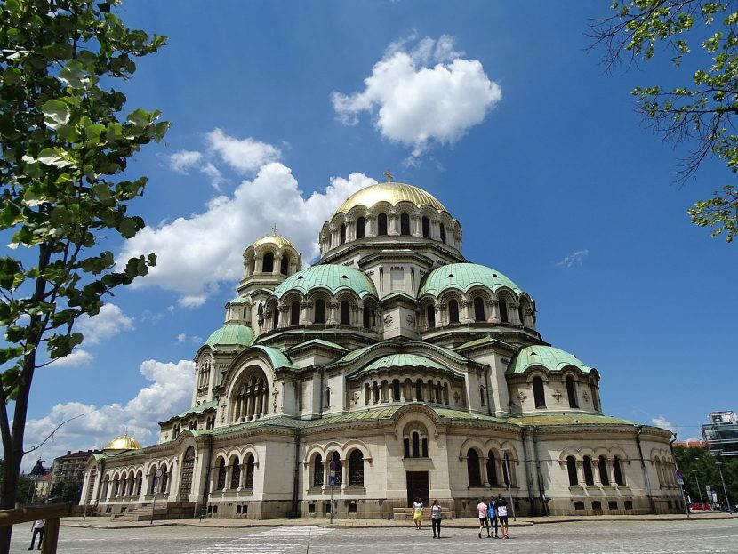 What to do When in Sofia Alexander Nevsky Cathedral