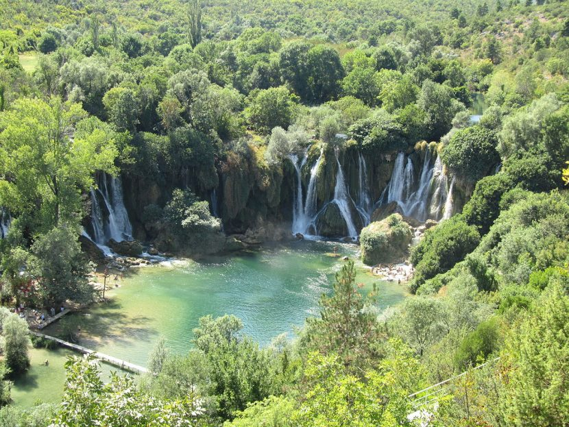 Top 10 Places to Visit in Bosnia and Herzegovina Kravica Waterfall