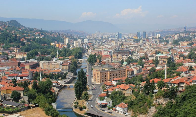 Top 10 Places to Visit in Bosnia and Herzegovina Sarajevo