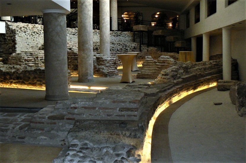 What to do When in Sofia Ancient city of Serdica