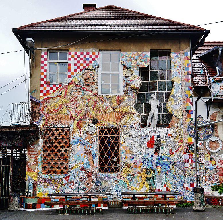 Top 10 things to do in Ljubljana Metelkova mesto