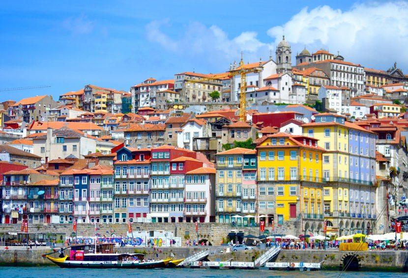Places for Enjoying Springtime: Porto