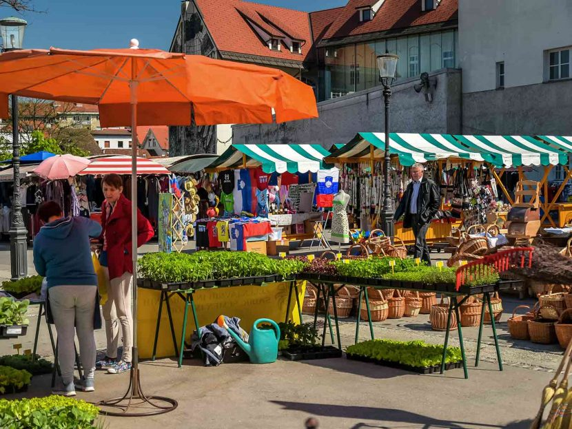 Top 10 things to do in Ljubljana Central Market