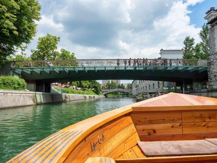 Top 10 things to do in Ljubljana River Ljubljanica Cruise