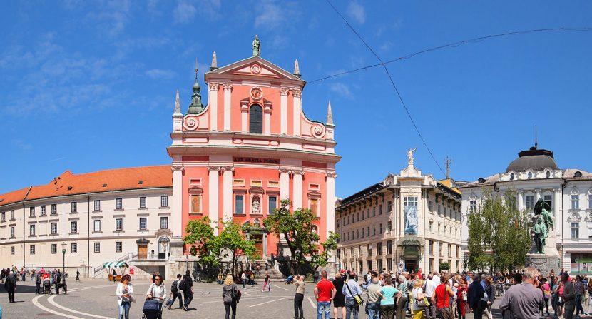 Top 10 things to do in Ljubljana Preseren square