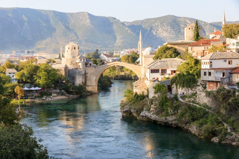 Top 10 Places to Visit in Bosnia and Herzegovina Mostar