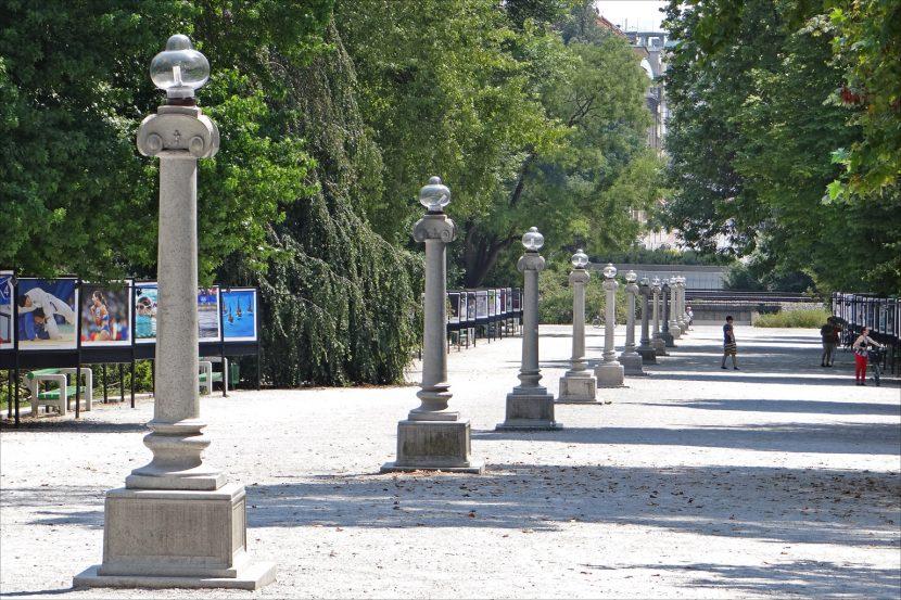 Top 10 things to do in Ljubljana Tivoli City Park