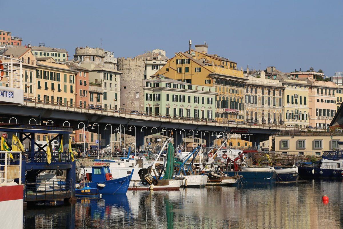 Top Underrated Cities in Europe Genoa