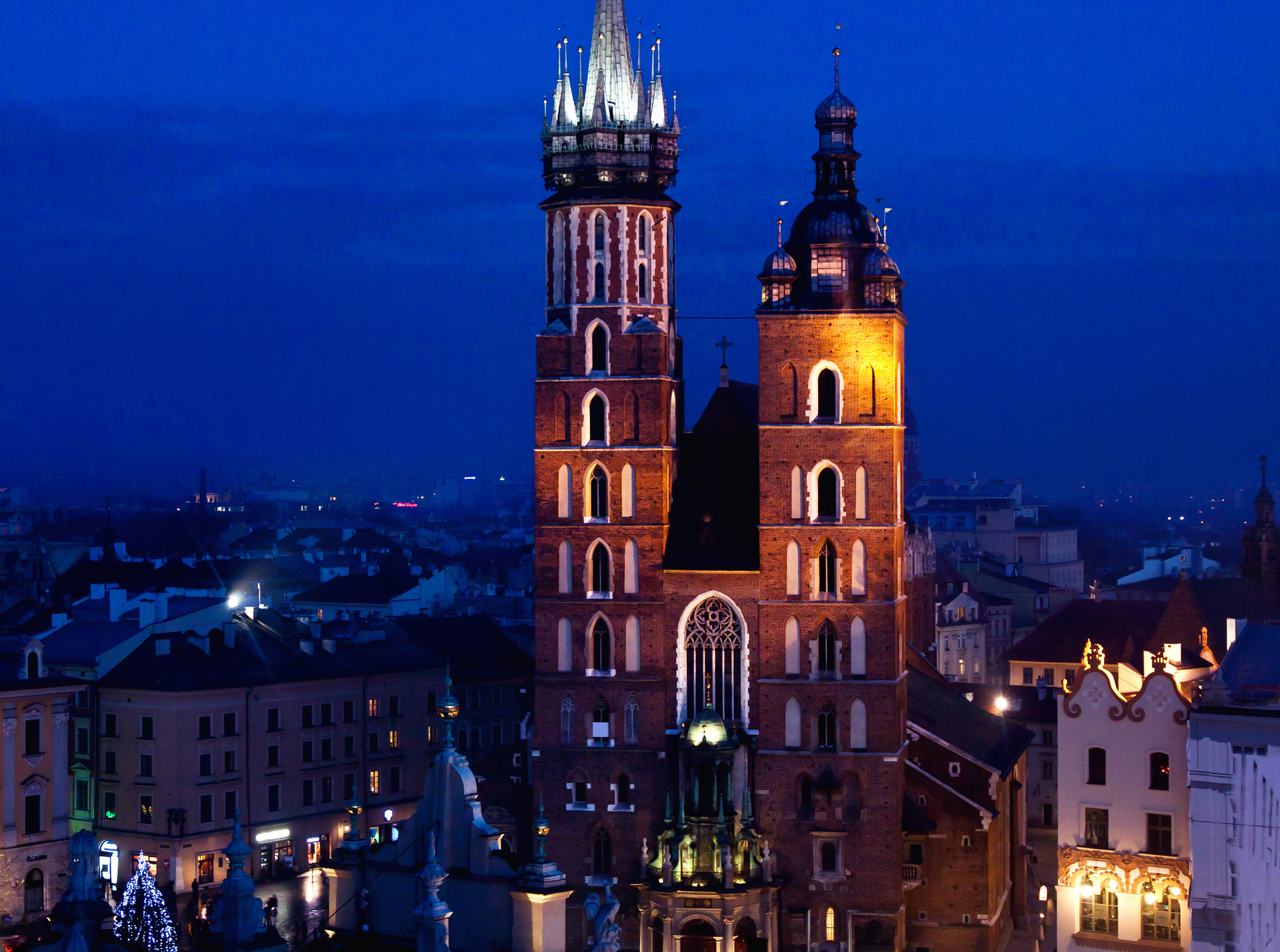 Top 10 European New Year's Destinations That Are Cheaper Than You Thought Krakow