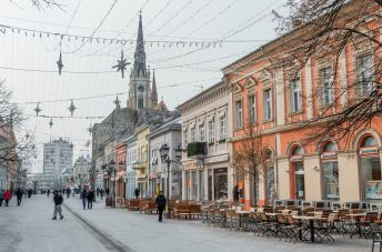 Ultimate travel guide to Novi Sad Square of Liberty