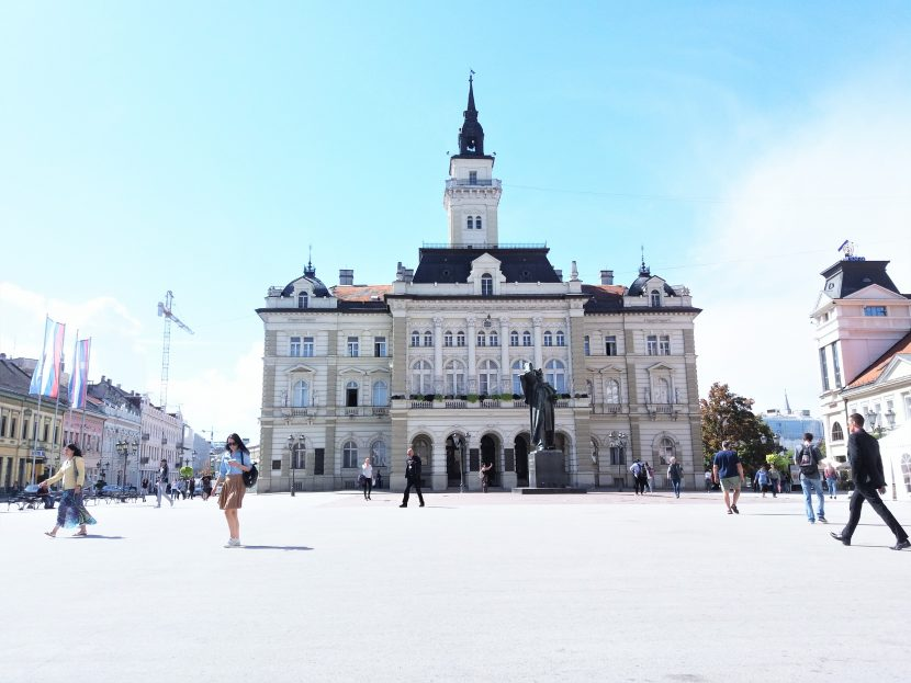 Ultimate travel guide to Novi Sad City Hall