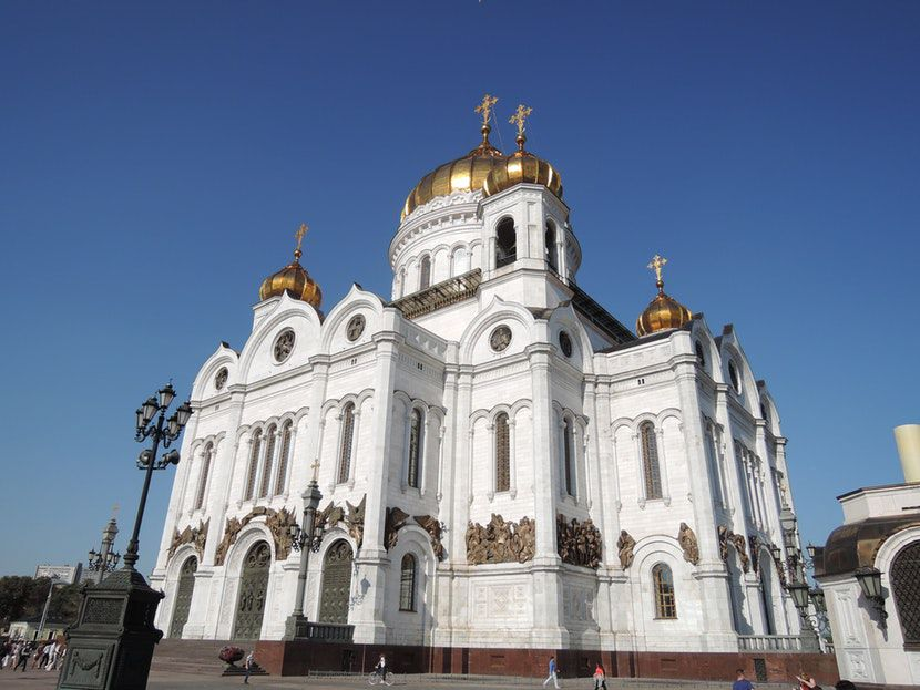 A Quick Guide to Moscow Cathedral Christ the Savior