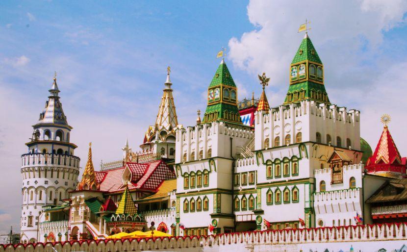 A Quick Guide to Moscow Izmailovo Kremlin