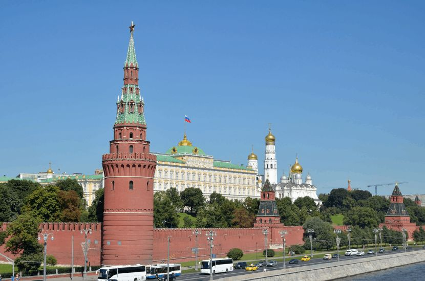A Quick Guide to Moscow Kremlin