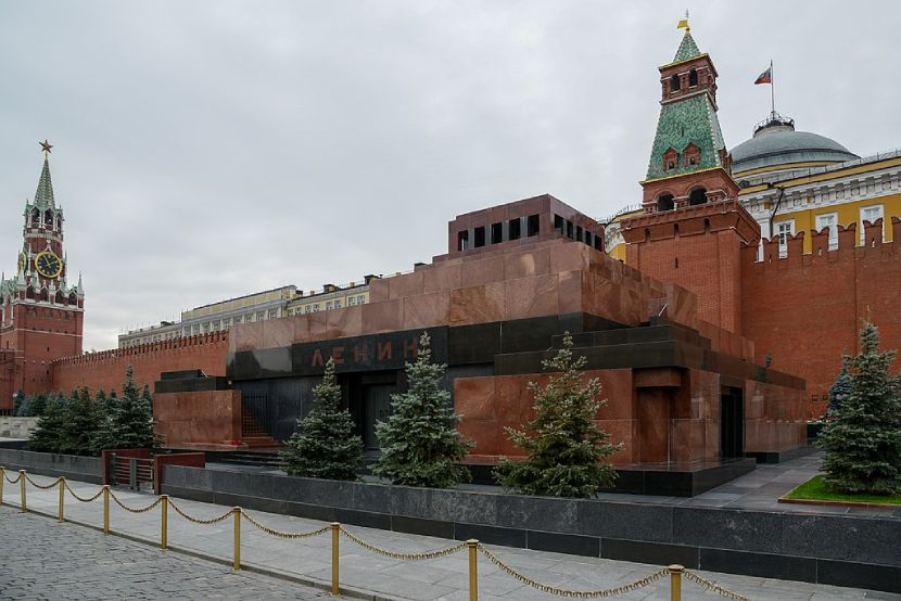 A Quick Guide to Moscow Lenin's Mausoleum