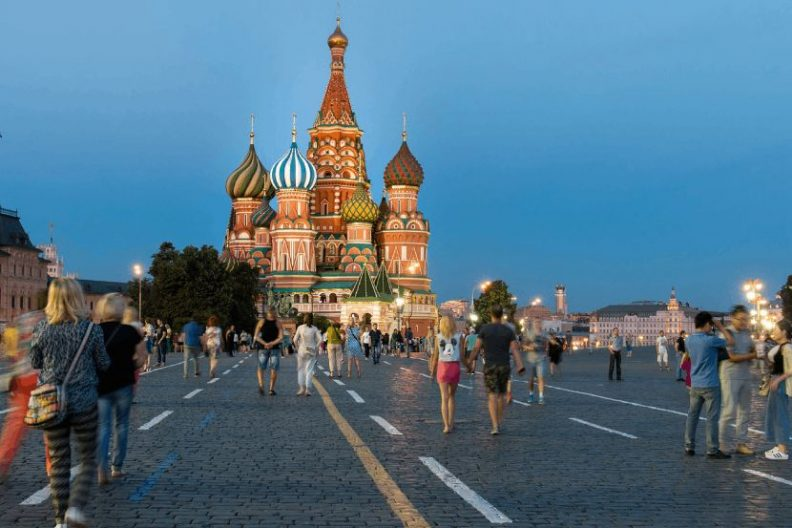 A Quick Guide to Moscow Red Square