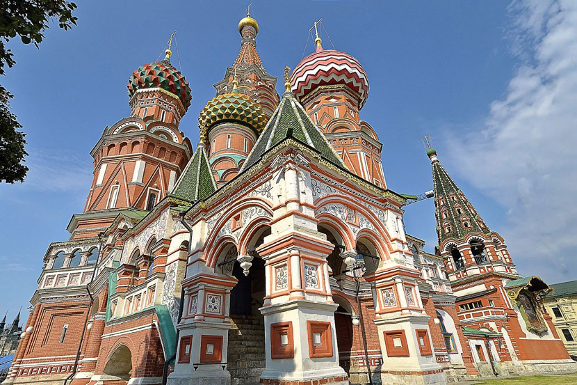 Top Things to Do in Moscow — Saint Basil's Cathedral