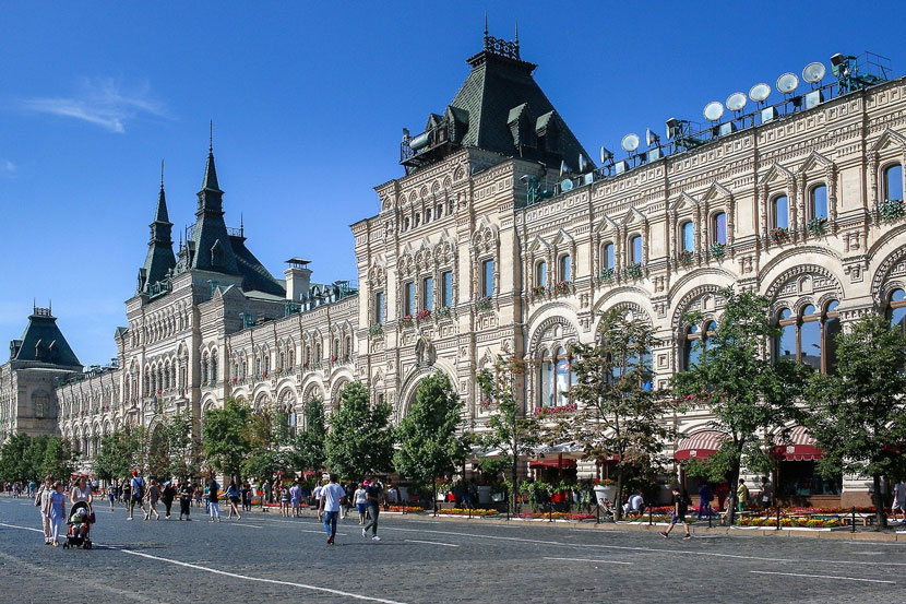 Top Things to Do in Moscow — GUM