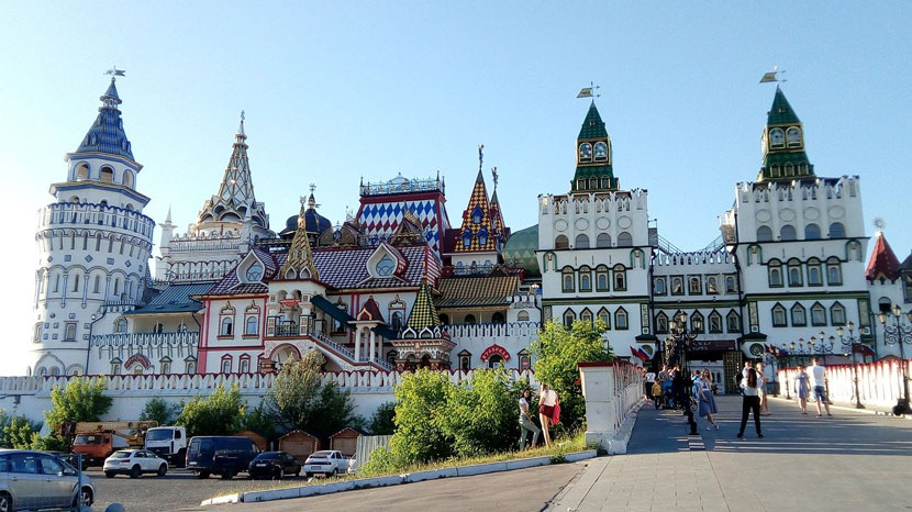 Top Things to Do in Moscow — Izmailovo Kremlin