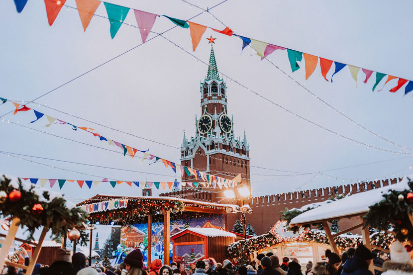 Top Things to Do in Moscow — Kremlin