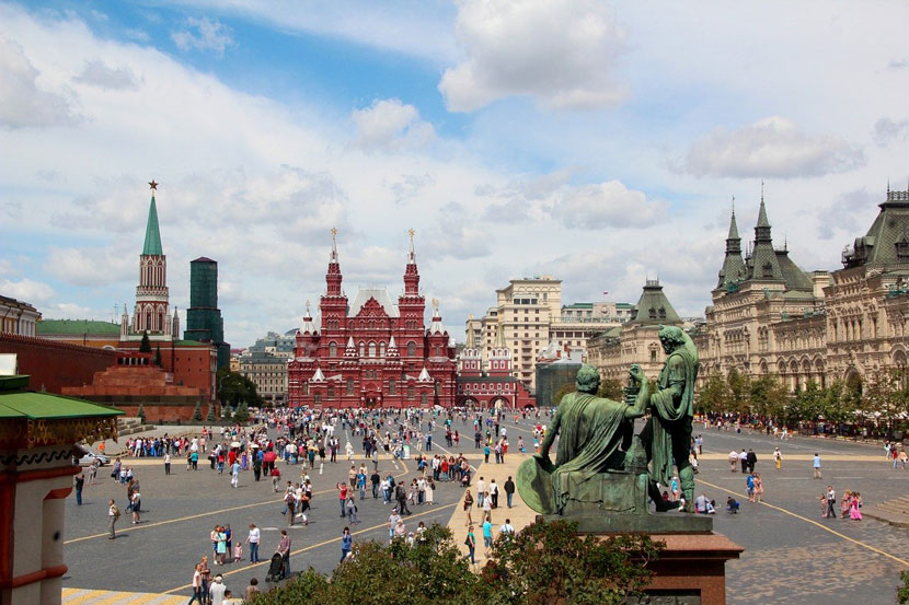 Top Things to Do in Moscow — Red Square