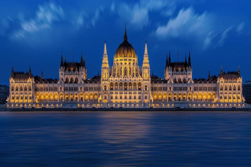 Top Things to Do in Budapest - The Parliament Building