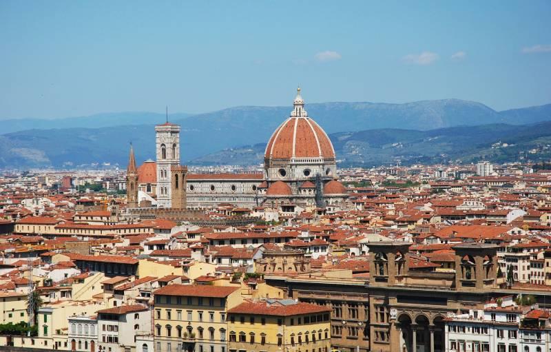 5 Perfect Weekend Getaways in Europe Florence