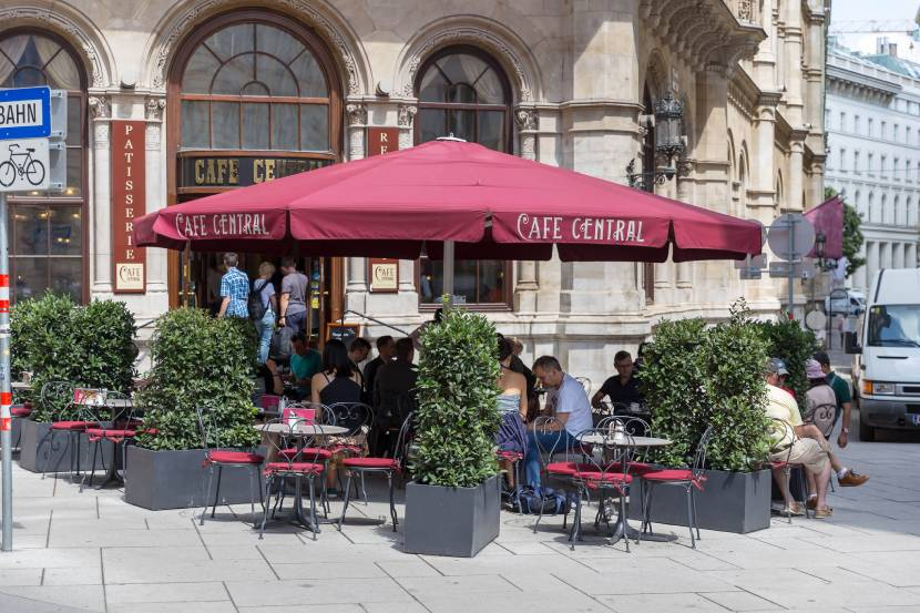 7 Best Places to Eat in Vienna Cafe Central