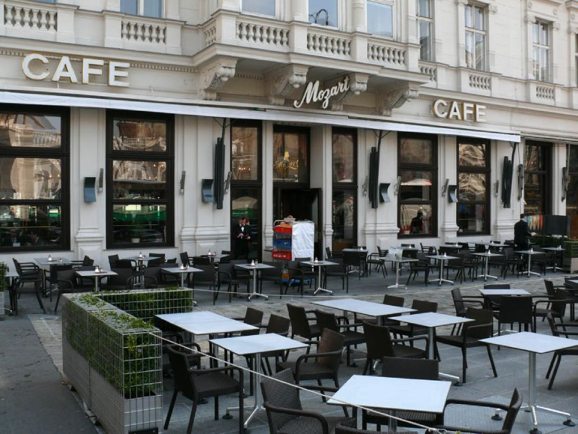7 Best Places to Eat in Vienna Cafe Mozart