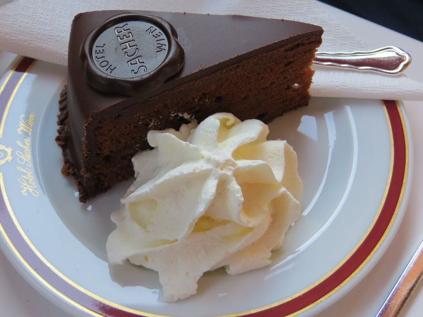 7 Best Places to Eat in Vienna Cafe Sacher