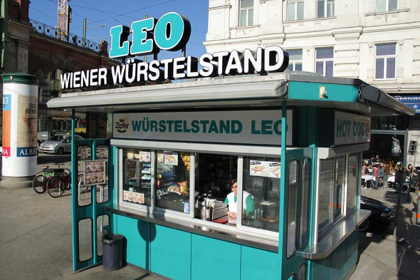 7 Best Places to Eat in Vienna Leo's Wurstelstand