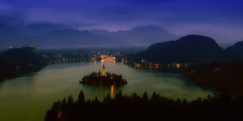 Best Small Cities in Europe Bled