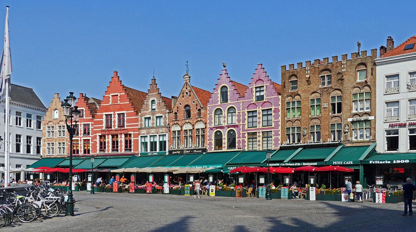 Best Small Cities in Europe Bruges