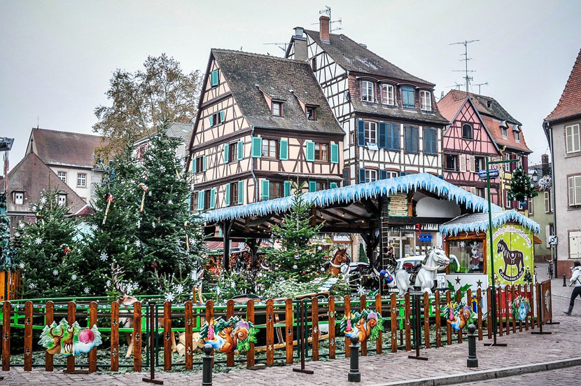 Best Small Cities in Europe Colmar