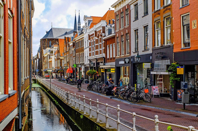 Best Small Cities in Europe Delft