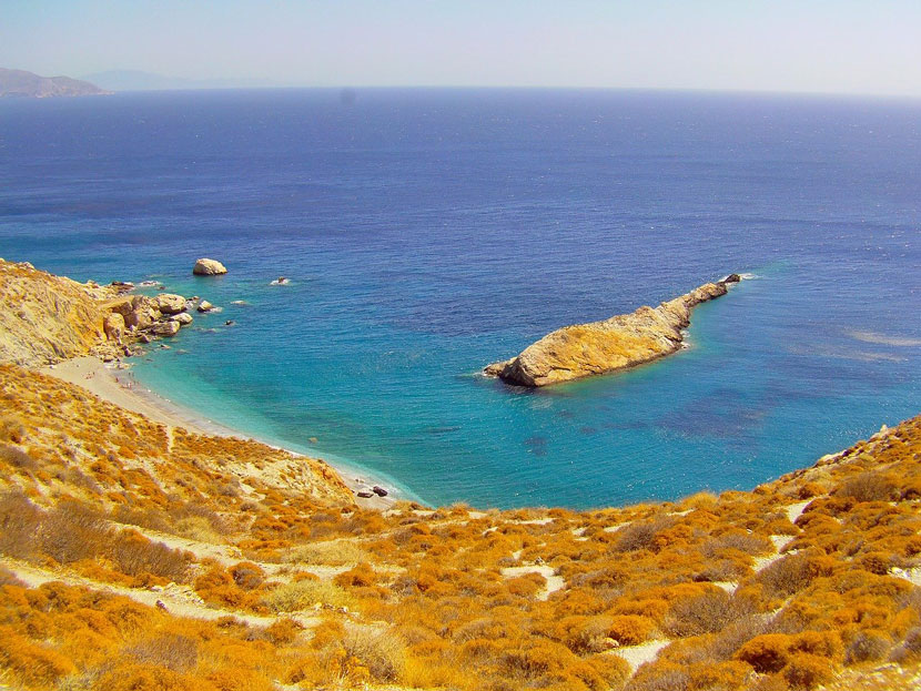 Best Small Cities in Europe Folegandros