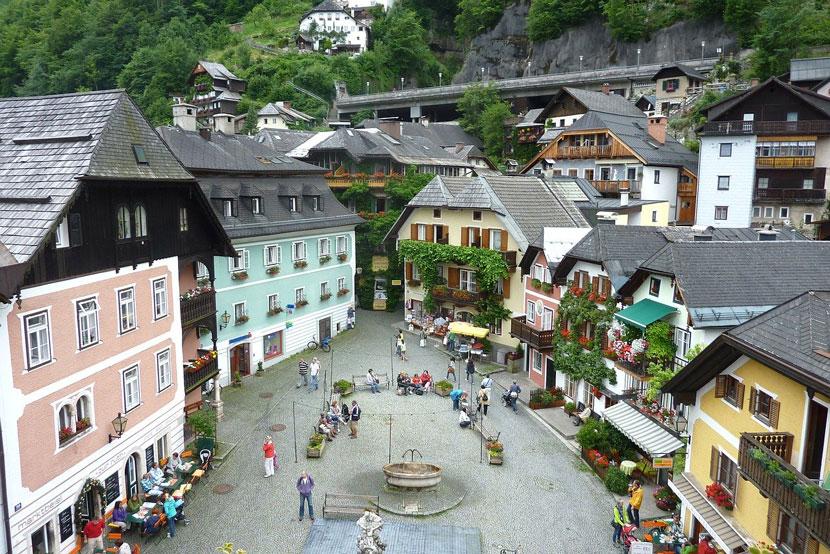 Best Small Cities in Europe Hallstatt
