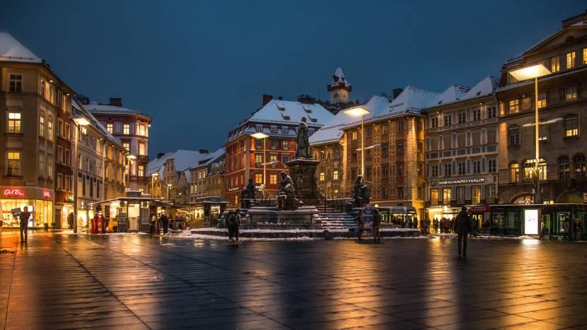 5 Most Beautiful Towns in Austria Graz