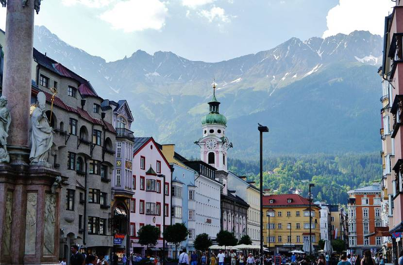 5 Most Beautiful Towns in Austria Innsbruck