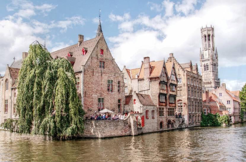 Top 5 Small Cities in Europe Bruges Belgium