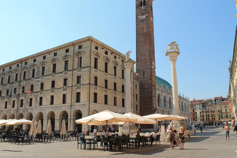Top 5 Small Cities in Europe Vicenza Italy