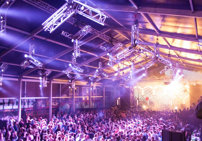 Top European Party Destinations Amsterdam