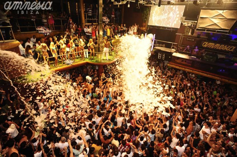 Top European Party Destinations Ibiza
