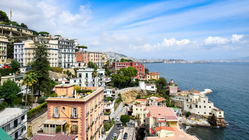 6 Most Beautiful Cities in Italy Naples