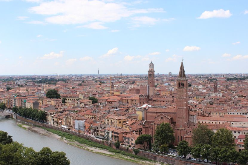 6 Most Beautiful Cities in Italy Verona