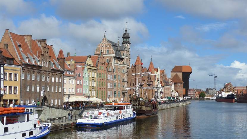 7 Best Cheap Cities in Europe Gdansk