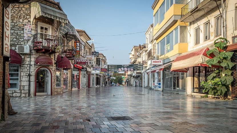 Discovering Ohrid - Old Bazaar