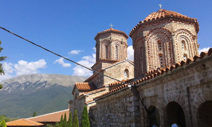 Discovering Ohrid - Monastery of St. Naum